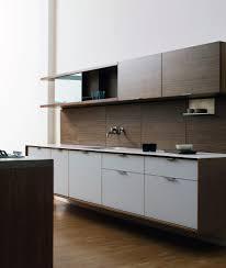 Two Tone Kitchen Island Floating Kitchen Kitchen Modern With Minimal Black Kitchen Islands