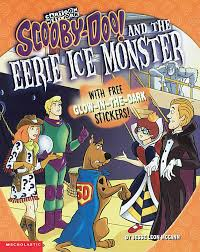 scooby doo thanksgiving scooby doo and the eerie ice monster by jesse leon mccann scholastic