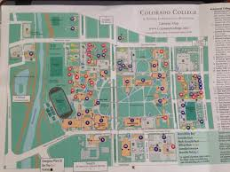 Colorado College Campus Map by Charmy U0027s 2013 Ana Summer Seminar Report W Tons Of Pics