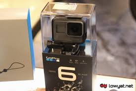 Gopro Rm Gopro Hero6 Black Now In Malaysia For Rm 2399 Fusion To Be