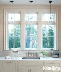 Light Above Kitchen Sink Amusing Pendant Light Over Kitchen Sink Fancy Interior Design