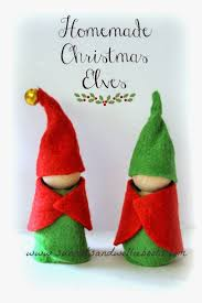 Home Made Christmas Decor 180 Best Christmas Ideas Elf And Elves Images On Pinterest