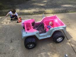 purple barbie jeep barbie jeep to jurassic park album on imgur
