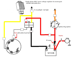 solusi battery cara mudah modifikasi motor half wave to full wave