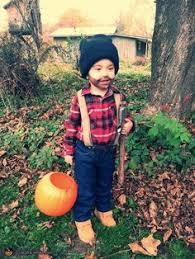 Boy Halloween Costume Cutest Man Costume Toddler Halloween Costume