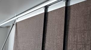 Curtains For Big Sliding Doors Kresta Panel Blinds For Large Windows And Doors Cata Pinterest