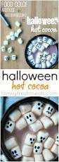 halloween cocoa fun and easy to make this spooky food