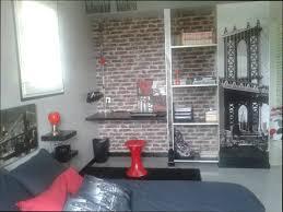 chambre style loft dco style loft yorkais cheap chambre style loft newyorkais with