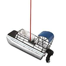 pontoon boat ornament by midwest cbk home kitchen