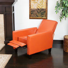 Modern Reclining Chairs Modern Recliner Chairs Ebay