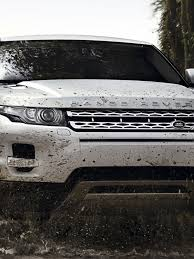 land rover off road wallpaper 768x1024 white range rover evoque off road ipad mini wallpaper