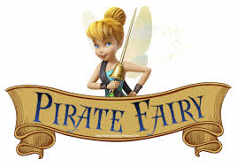 pirate clipart tinkerbell pencil and in color pirate clipart