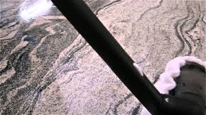 how to clean a granite or marble floor with a steam cleaner youtube