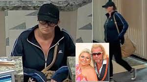dog the bounty hunter s stepdaughter is arrested for robbing a bank