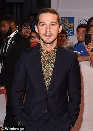 Seeking Honey Cast Shia Labeouf Picks Actor 21 To Play His Younger Self In Biopic