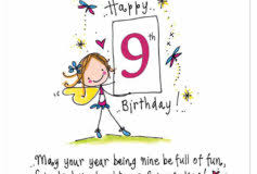 happy 9th birthday archives happy birthday cards images