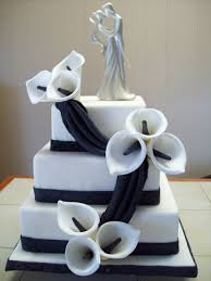 black and white wedding cakes black and white wedding cake weddings shades of black