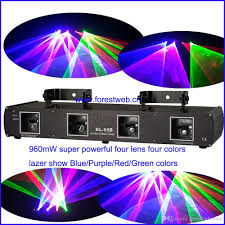 newest stage events show light dj laser lights 960mw powerful
