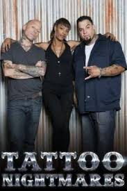 tattoo nightmares is located where tattoo nightmares tv series moviefone