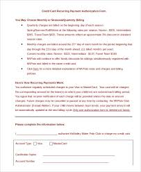Sample Of Authorization Letter For Receiving Credit Card Travel Authorization Form Example 9 Expense Authorization Form