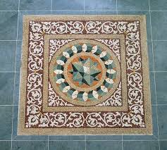 Marble Mosaic Floor Tile Awesome Mosaic Floor Tile U2014 New Basement And Tile Ideas