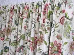 floral curtains jewel tone window curtains jacobean floral