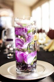 water centerpieces wedding ideas excelent flower wedding centerpieces ideas
