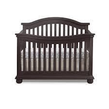 Convertible Crib Espresso Sorelle Vista Elite 4 In 1 Convertible Crib Espresso Babies R Us