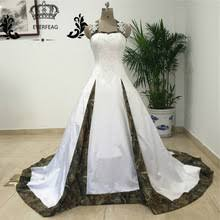 online get cheap camouflage wedding dress aliexpress com