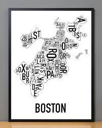 Boston Neighborhood Map by Boston Neighborhood Map 18