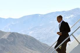 Obama S Vacation Malia Obama In Sundance Michelle And Barack On Private Caribbean