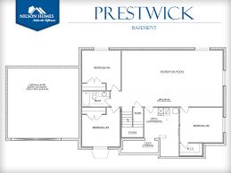 Home Design Diagram Prestwick Floor Plan Rambler New Home Design Nilson Homes