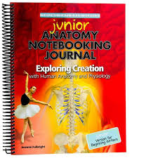 Anatomy And Physiology Games And Puzzles Crossword Junior Anatomy Notebooking Journal For Younger Students Or