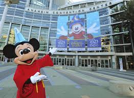 anaheim convention center floor plan d23expo2015 get ready for star wars frozen sing along and the