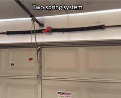 garage door winding rods garage door torsion spring replacement i38 for epic home designing