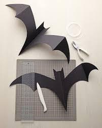Hanging Bats Halloween Decor by Best 25 Paper Bat Ideas On Pinterest Halloween Paper Crafts