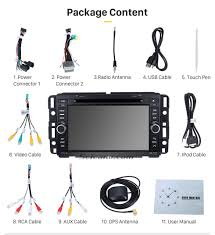 android 7 1 1 gps navigation system for 2007 2011 chevrolet chevy