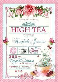 bridal shower tea party invitations bridal tea party invitations 8723 in addition to plate tea party