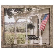 porch flag wood wall decor hobby lobby 1474352