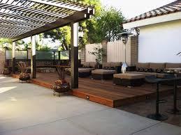 modern backyard design warm contemporary backyard claudia