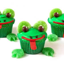 frog birthday cupcakes design parenting