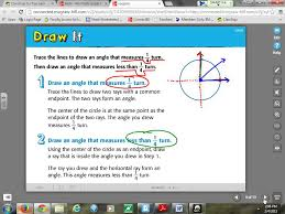 Mcgraw Hill Math Worksheets Hands On Model Angles Youtube