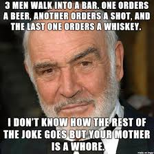 Suck It Trebek Meme - you just read this in sean connery s voice meme on imgur