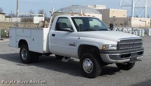 Dodge Ram 500 Truck - 2002 dodge ram 3500 utility truck item k3392 sold march