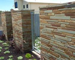 stacked stone feature wall cladding stone cladding other home
