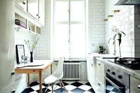 carrelage cuisine damier noir et blanc carrelage cuisine blanc et noir cethosia me