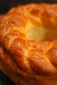 kolach ukranian christmas bread a bread a day