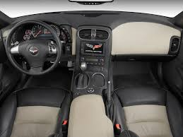 2008 corvette interior 2008 chevrolet corvette reviews and rating motor trend