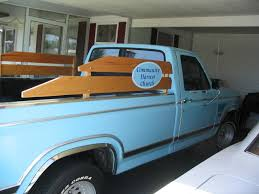 wooden truck bed f 100 oak bed rails yup u0027 page 2 ford truck enthusiasts