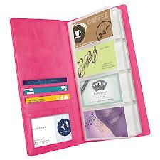 credit and business card holders at office depot officemax